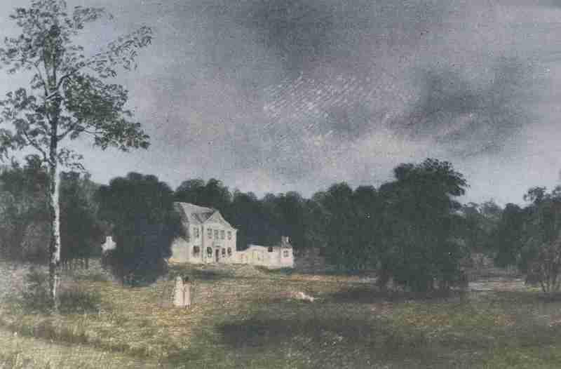 Residence of Thomas Carleton