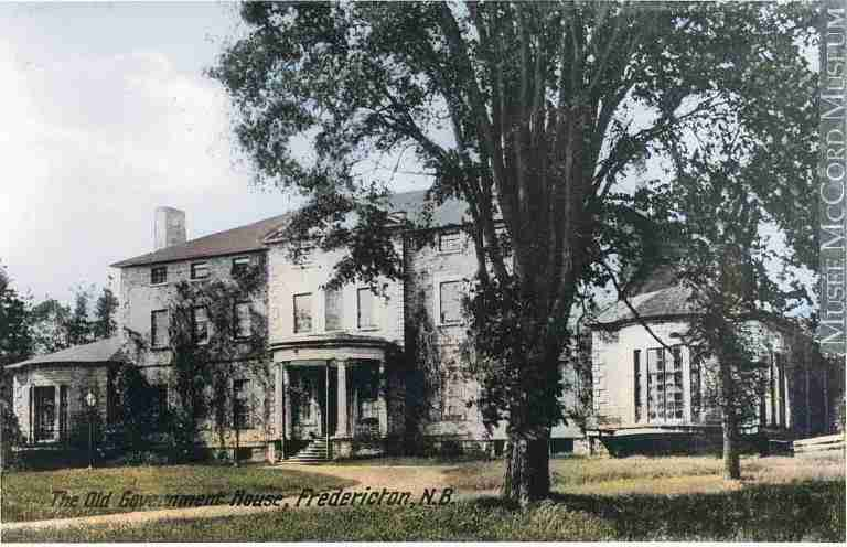 Old Government House 1910