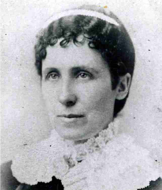 Dr. Elizabeth Secord was the first woman licensed to practice medicine in NB
