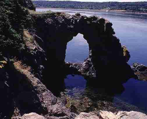 Hole-In-The-Wall - Grand Manan