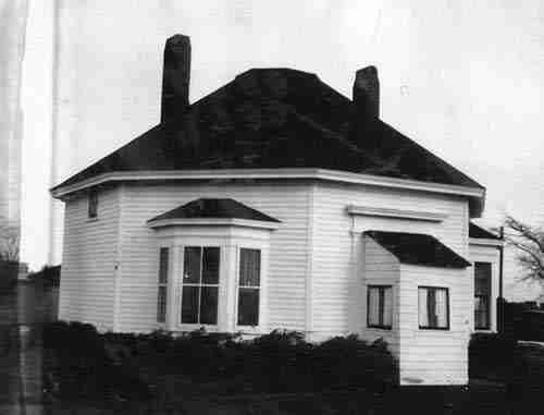 Captain George Anderson Octagon House