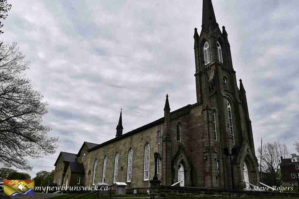 Saint-Thomas de Memramcoock Church Village of Memramcook