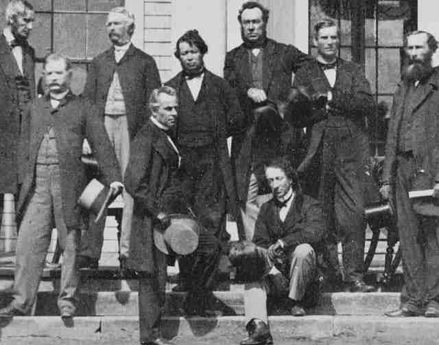 The Charlottetown Conference of 1864