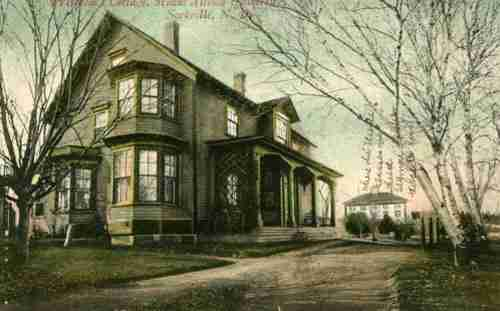 Mount Allison University President's Cottage - Sackville