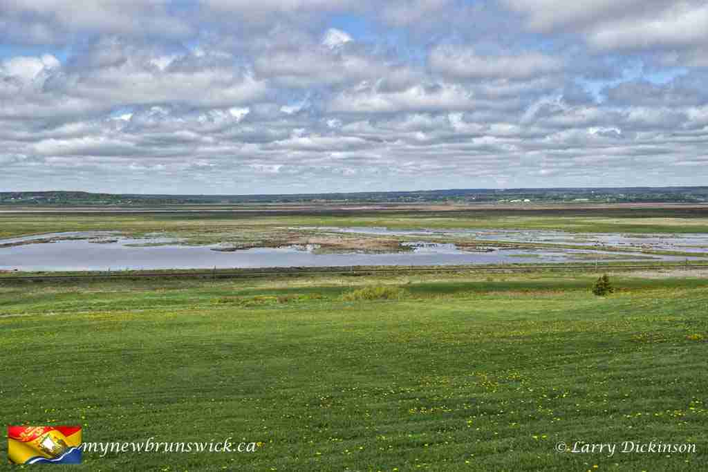 Tantramar Marsh at Sackville, NB