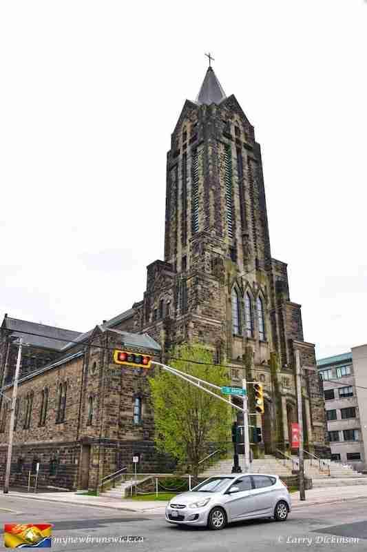 Cathédrale Notre-Dame de l'Assomption – Moncton