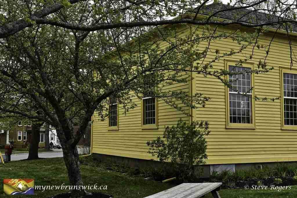 Free Meeting House, Moncton NB