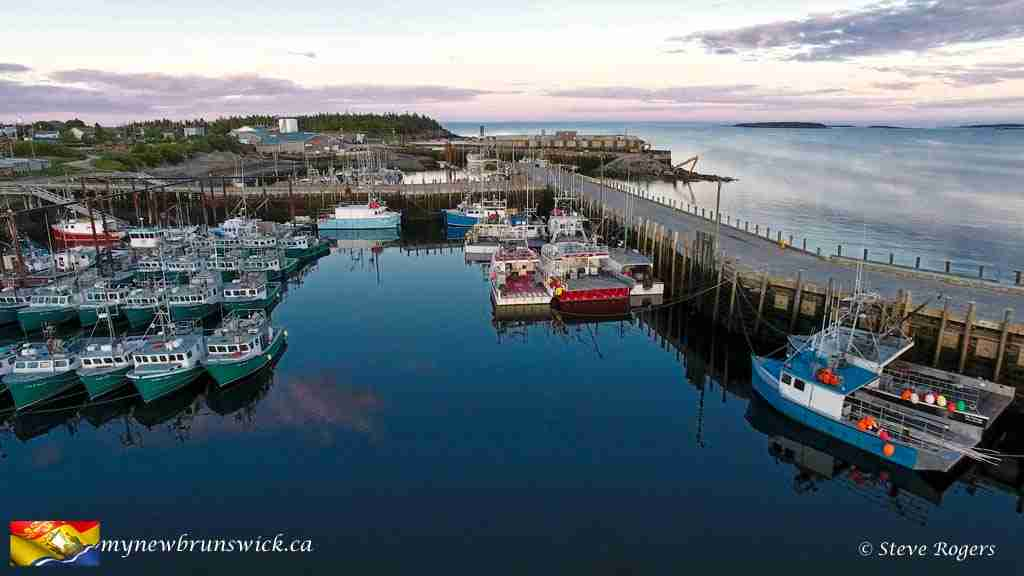 North Head Fishermen's Wharf, Grand Manan, NB