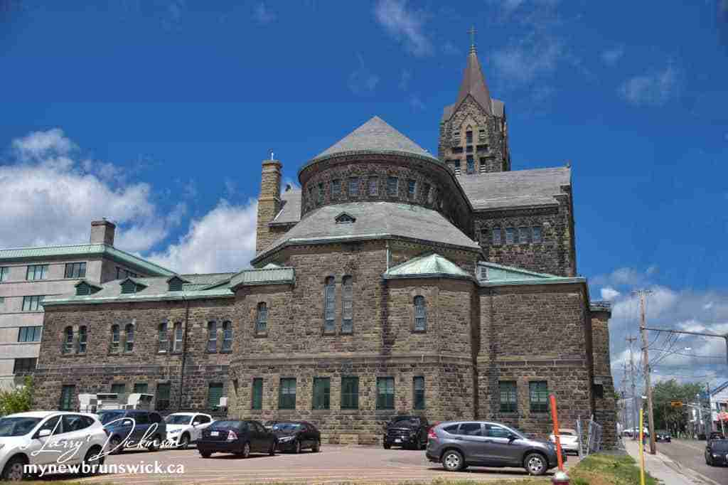 Our Lady of the Assumption Cathedral, Moncton