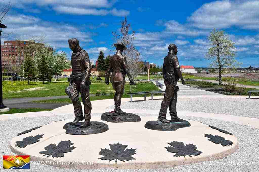 RCMP Monument