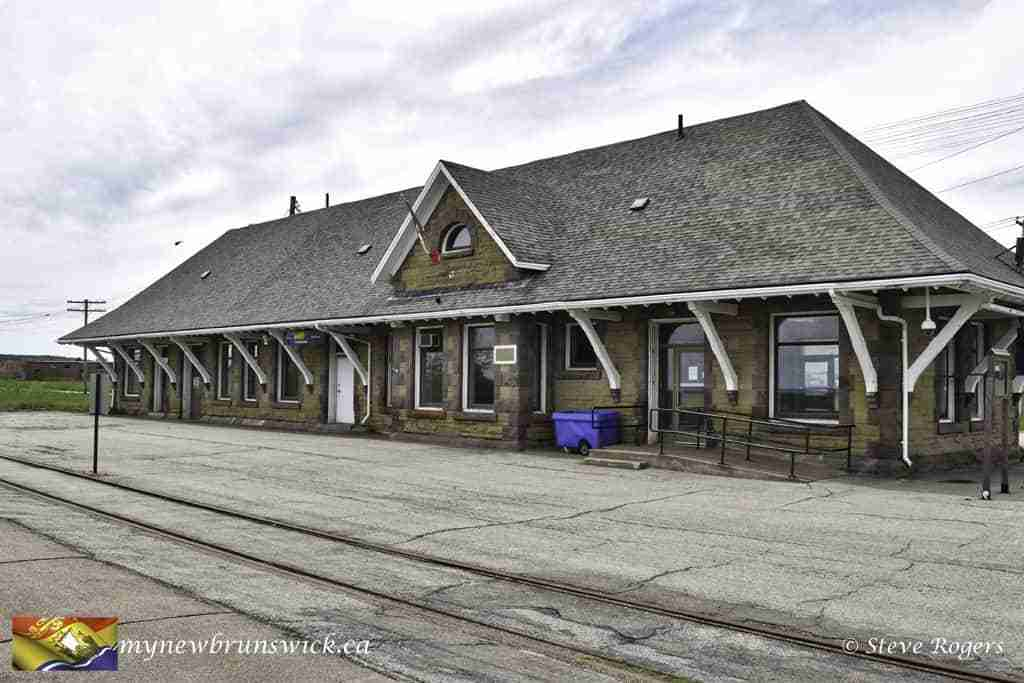Canadian National Railways Station