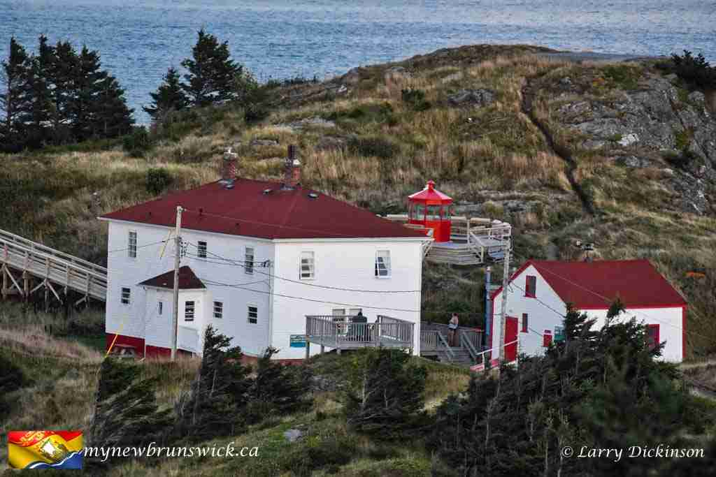 Swallow Tail Lighthouse Grand Manan NB