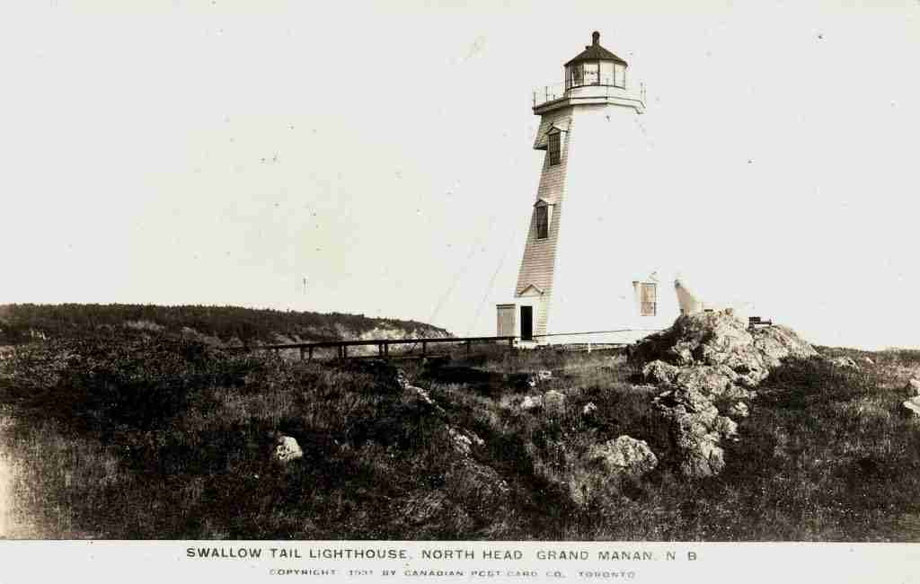 Swallow Tail Lighthouse