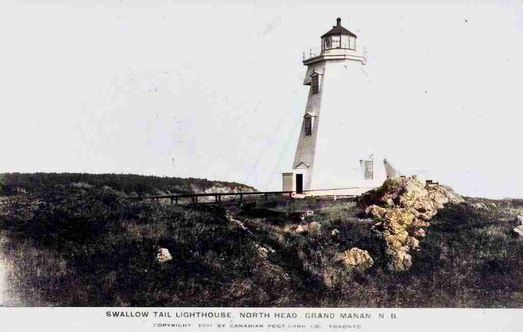 Swallow Tail Lighthouse 1931