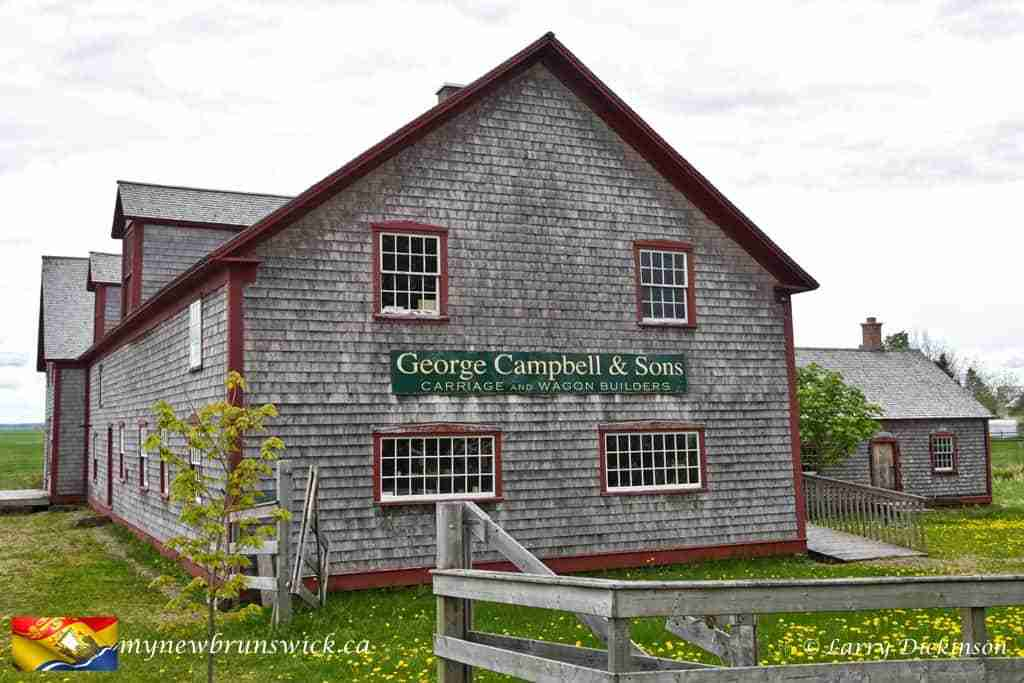 George Campbell & Sons Carriage Factory