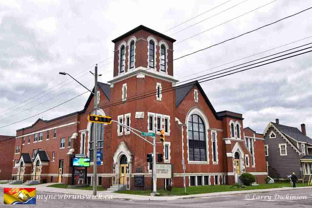 Highfield Street United Baptist Church – Moncton