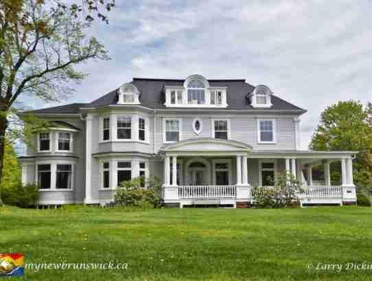 Joseph F. Allison House - Sackville