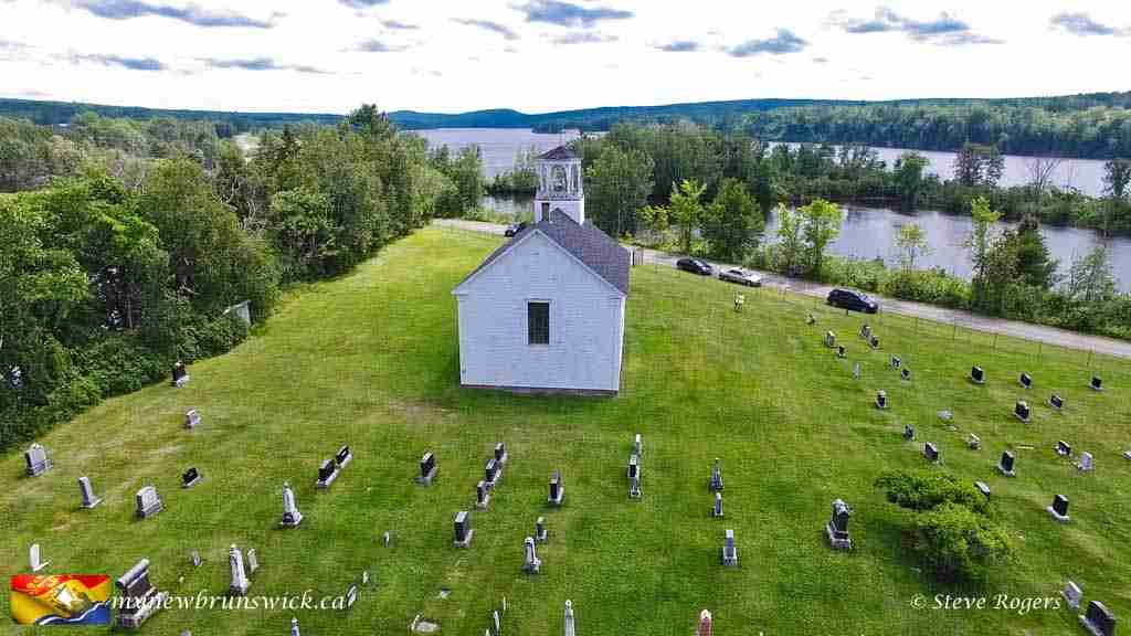 The Kirk Church, Northampton, NB
