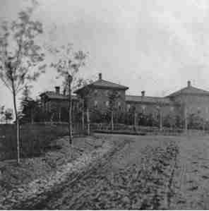 NB Provincial Hospital