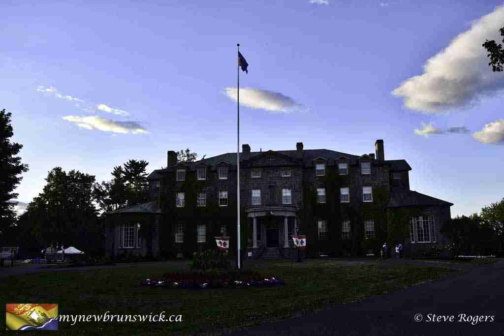 Old Government House, Fredericton, NB