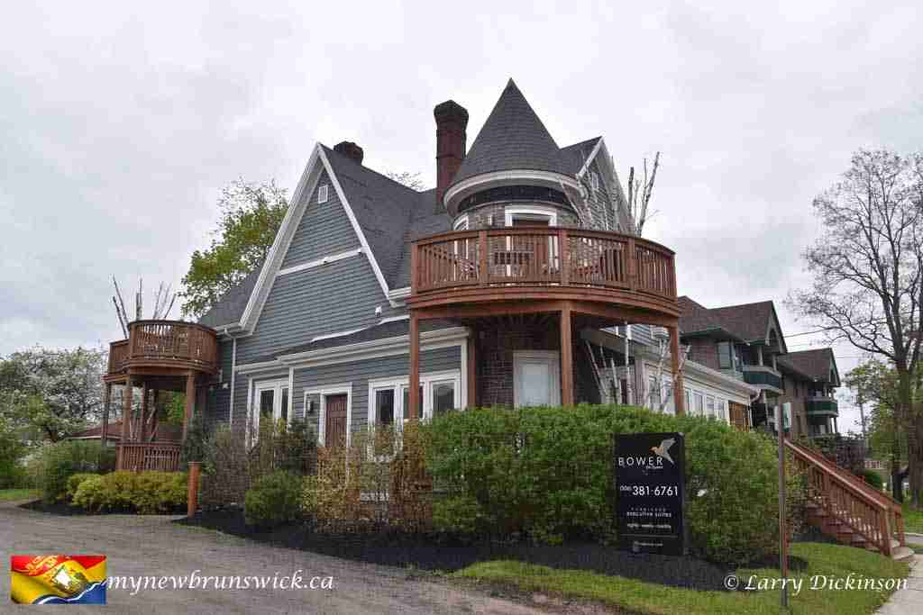 O.W. Coleman House - Moncton