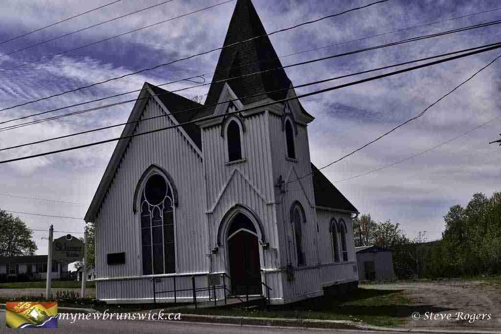 St. James Presbyterian Church - Dorchester