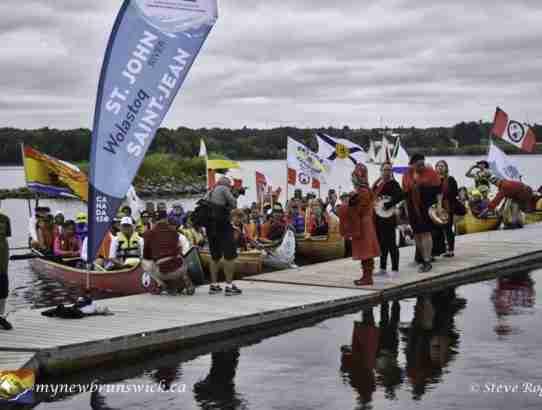 St. John River Wolastoq Brigade