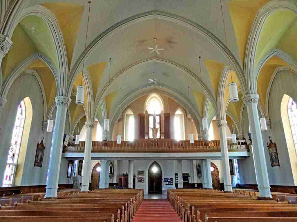 Saint-Thomas de Memramcook Church