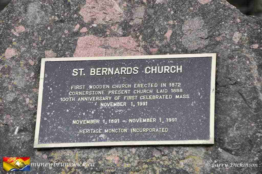St. Bernard's Church Moncton