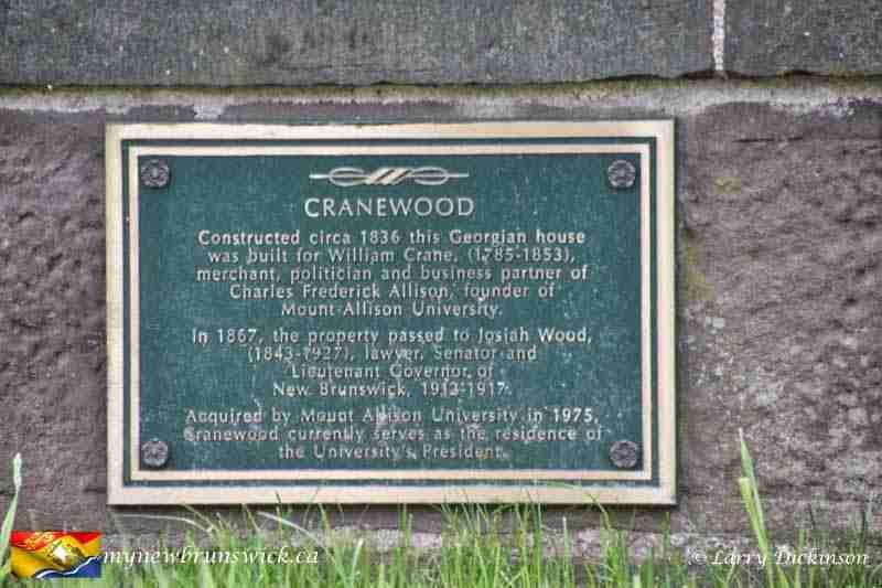 Carnewood Sackville NB