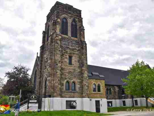 St. George's Anglican Church - Moncton