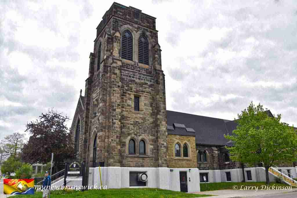 St. George's Anglican Church – Moncton