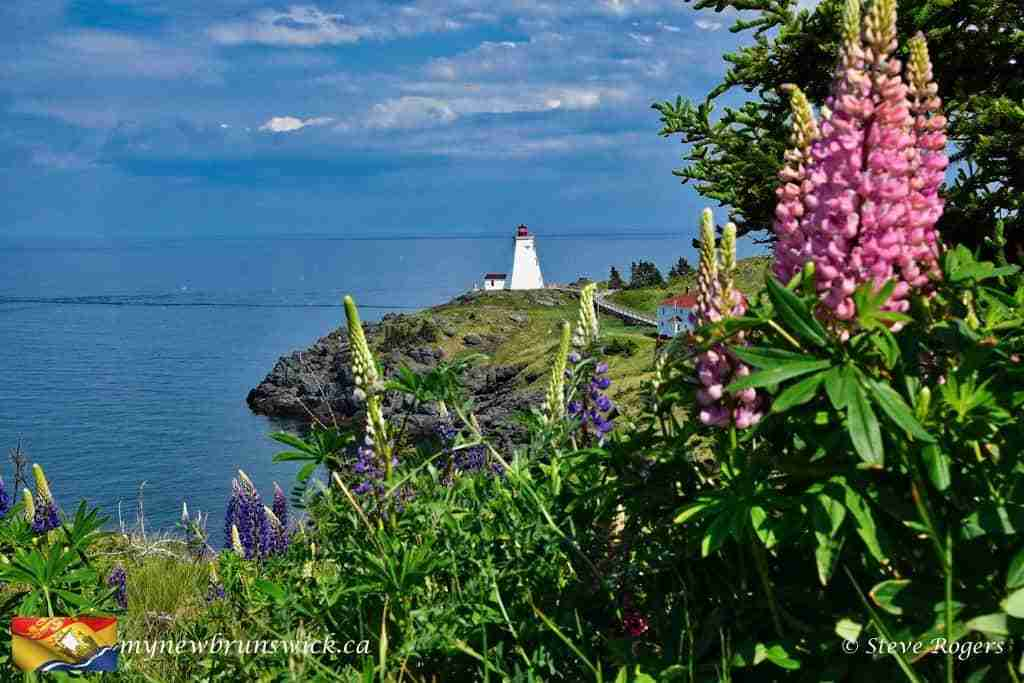 Swallow Tail Lighthouse, Grand Manan, NB