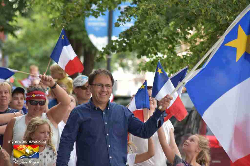 Acadian Day Fredericton 2017