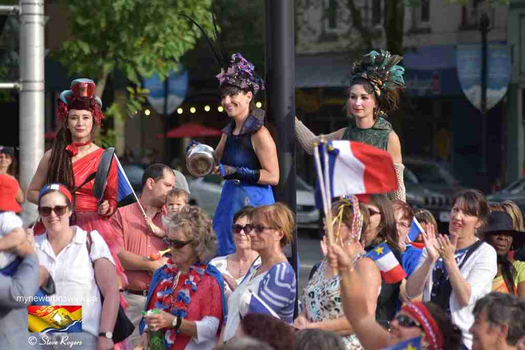 National Acadian Day Fredericton 2017