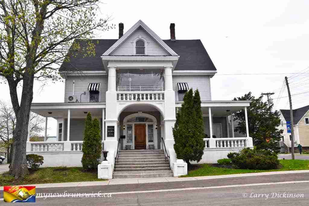 Frederick W. Sumner House - Moncton