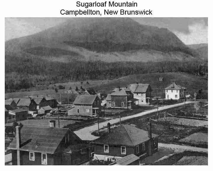 Sugarload Mountain Campbellton