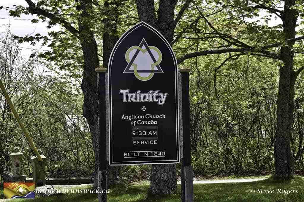 Trinity Anglican Church - Dorchester