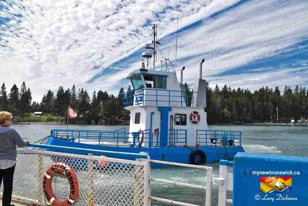 Eastport Ferry