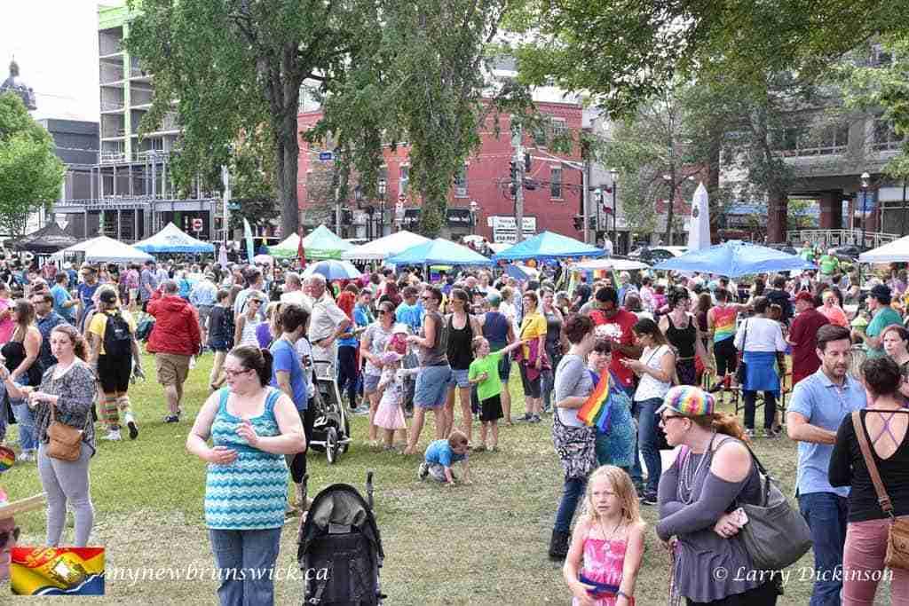Fredericton Pride Festival 2017