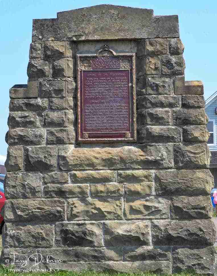 Battle of Petitcodiac Monument