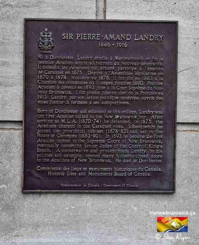 Sir Pierre-Amand Landry Home