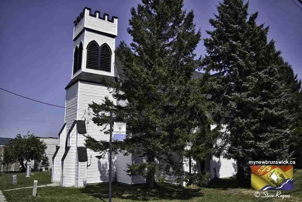 St. Mary's Anglican Church, Dalhousie, NB