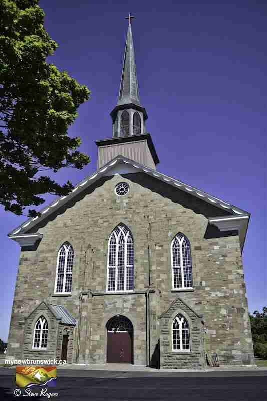 St. Peter's Church and Convent Caraquet