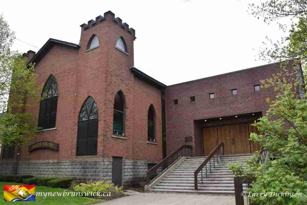 Tiferes Israel Synagogue – Moncton
