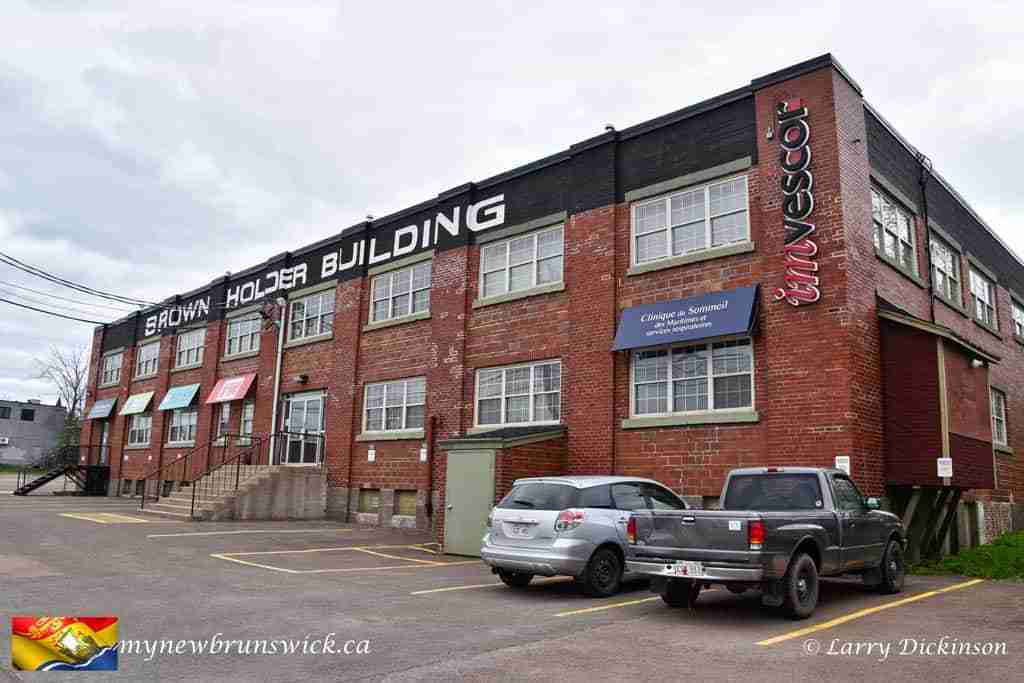 Brown-Holder Biscuits Factory – Moncton