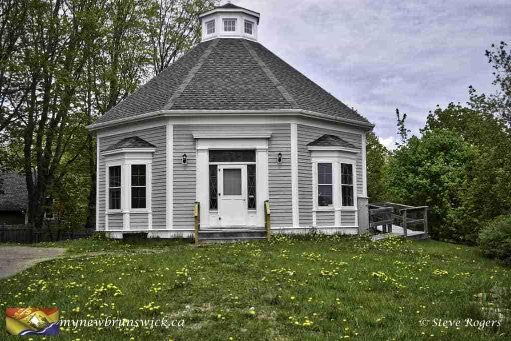 Captain George Anderson House – Sackville