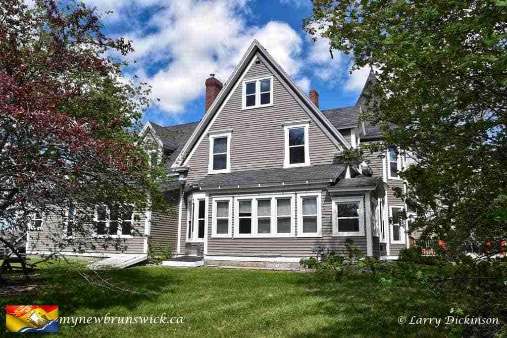 John A. Humphrey House Moncton