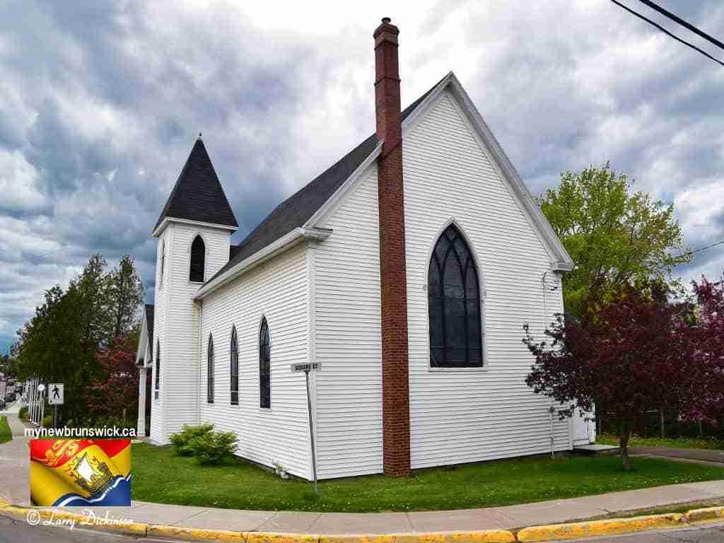 St. Andrew's Presbyterian Church - Sackville