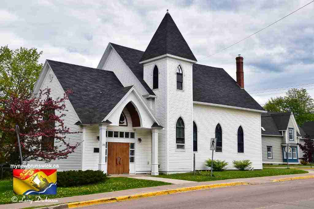 St. Andrew's Presbyterian Church – Sackville